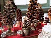 Viste casa Navidad: adornos centros mesa