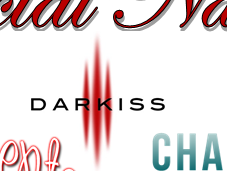 Especial Darkiss: Géneros