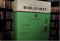 Máquinas expendedoras libros viejos