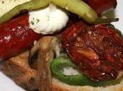 Tapas originales Receta Pinchos Chorizo Cocina Creativa