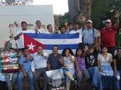 Exigen ante embajada EE.UU Salvador libertad Cinco