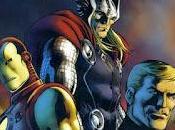 """""""Los Vengadores: guerras asgardianas"""" colegas nueve reinos"""""""