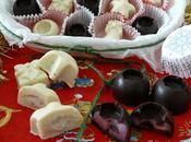 Desafío, BOMBONES: Chocolate intenso relleno crema nesquik fresa blanco leche almendras.