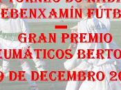 torneo nadal prebenjamín fútbol pabellón (ourense)