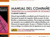 Atanor anuncia publicación manuales autor para tres grados simbólicos