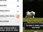 ayuda Mark Zuckerberg voz, Poke desarrollado solo días