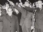 """Recuerdos Fascistas """"Democrática"""" España: Busto Fraga Parlamento"""