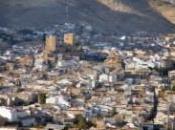 Jódar (Jaén), castillo tierra esparto