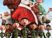 Especial Navidad: Arthur Christmas (Sarah Smith Barry Cook, 2011)