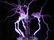 Nikola Tesla todo esplendor