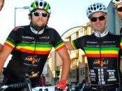 Nace nuevo equipo continental africano gracias proyecto ciclista solidario