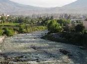 Chili Arequipa paso bajo Puente Fierro
