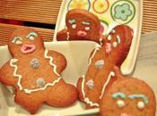 Muñecos jengibre otras galletas navideñas