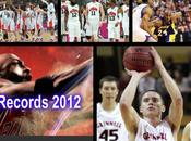 Records baloncesto 2012.