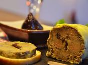 Foie gras pisco chileno relleno higos