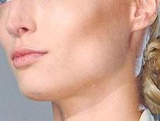 nudo: peinado moda