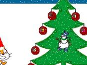 Felicitación matemática navideña animada desde MatemáTICas: 1,1,2,3,5,8,13,… #feliz2013