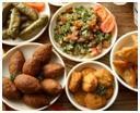 influencia cocina árabe mediterráneo.