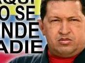 ocultado rostro presidente Chávez