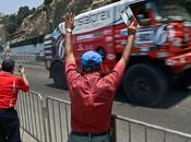 Impresionantes imágenes primera etapa Dakar 2013