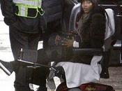 Naomi Campbell brutalmente agredida