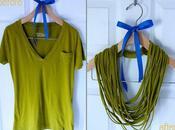 Ideas para reutilizar camiseta