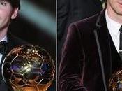 Lista votaciones FIFA Balón 2012: Messi leyenda