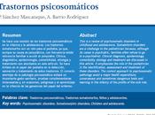 Trastornos psicosomáticos infancia adolescencia) Sánchez Barrio