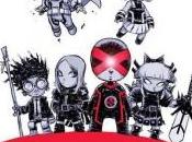 Portada alternativa Skottie Young para Uncanny X-Men