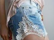 Short lace