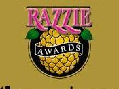 Golden Raspberry (Razzies) 2013: Nominadas