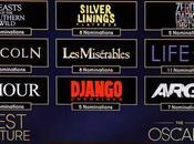 Nominaciones Oscar 2013