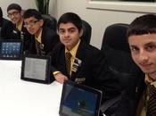 Colegio británico deja papel lápiz pasa completo iPad