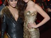 Selena Gómez Vanessa Hudgens fiesta Globos Oro. ¿Quién gusta más?