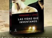 Fernando López firma último libro 'Las vidas inventamos'