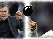 Mourinho cristiano ronaldo tienen separados tras bronca