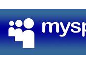 Volvió MySpace diseño renovado mucha música