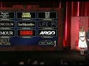 alfombra roja Especial nominaciones Goya Oscar