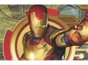 HeroClix TabApp añade figuras Iron