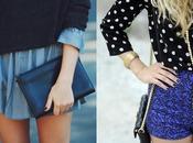 ¿Combinamos negro azul?