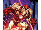 Marvel revela portadas alternativas Iron para abril