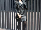 H&M; Rock Blog (leather over leather)