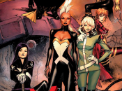 Descripciones portadas cómics X-Men para abril