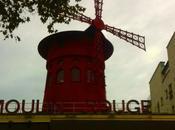 París Octubre. Moulin Rouge