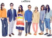 Shooting Lacoste Eyewear