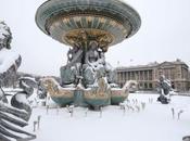 París bajo nieve