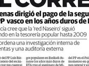 Indignación Euskadi: piden investigar Bárcenas pagó empresas escoltas dinero negro