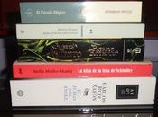 Mailbox (8): Nuevo año, nuevos libros
