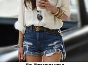 TENDENCIA: Pantalones cintura alta...