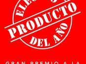 """Premios """"Producto año"""" 2013"""